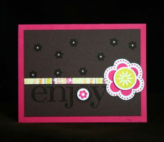 Enjoy Card 2 - Dana Newsom