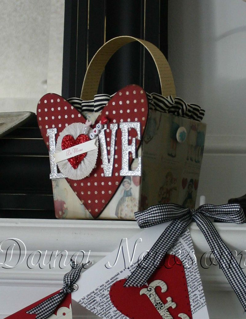 Love basket - dana newsom
