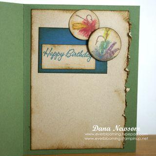 Tobins Card inside- Dana Newsom