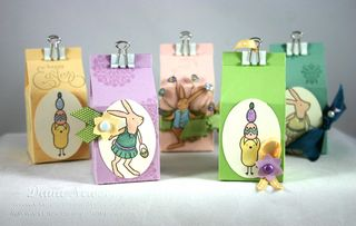 Easter Milk Cartons - Dana Newsom