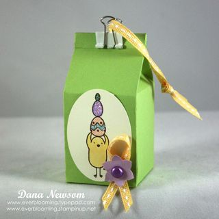 Easter Milk Carton 1 - Dana Newsom