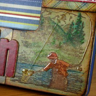 Tobins Frame detail - Dana Newsom
