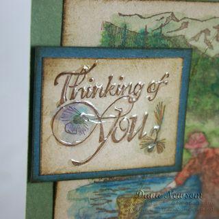 Tobins Card detail - Dana Newsom