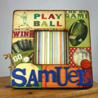 Samuels Frame -Dana Newsom