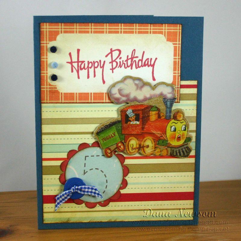 Michaels Card - Dana Newsom
