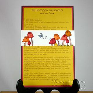 MushroomTurnovers - Dana Newsom