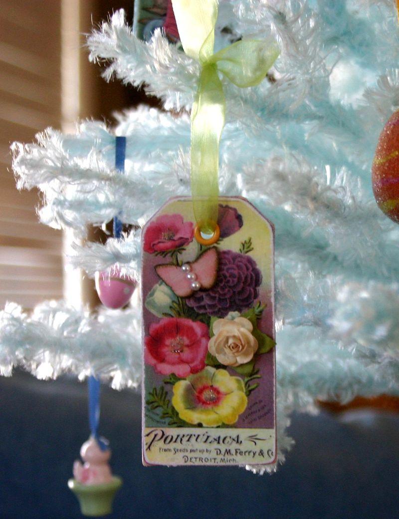 Flower ornament 3 - dana newsom