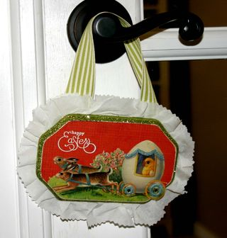 Door hanger - dana newsom