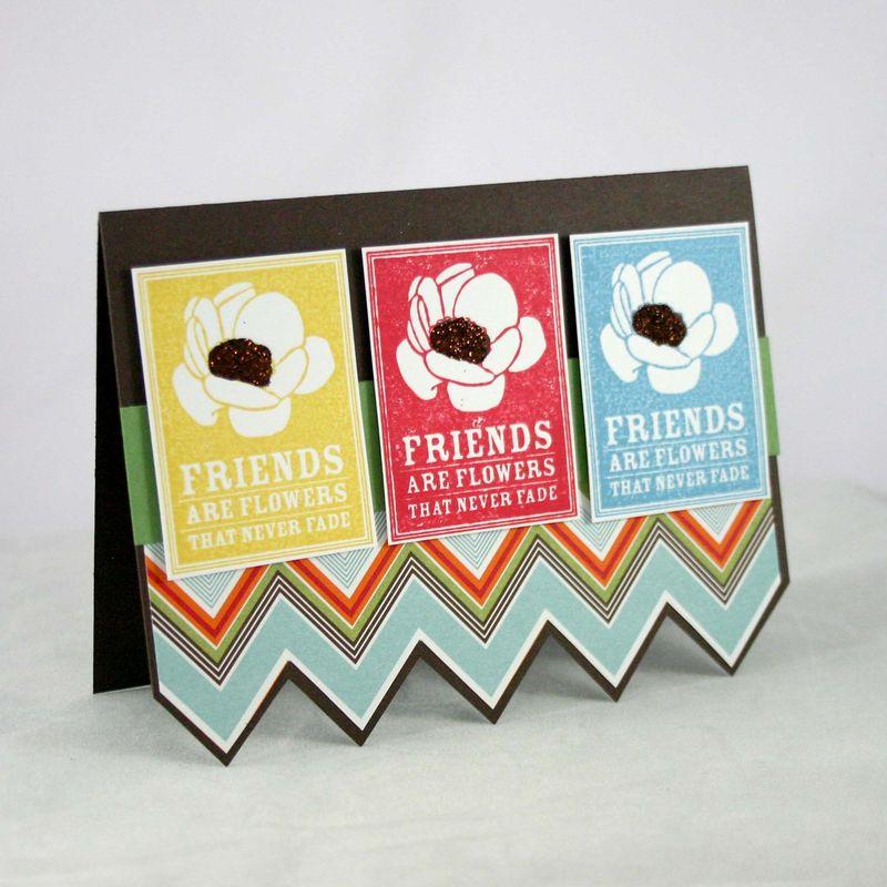 FRIENDS ARE FLOWERS X3 - DANA NEWSOM