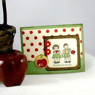 Thank you teacher card 3 - dana newsom