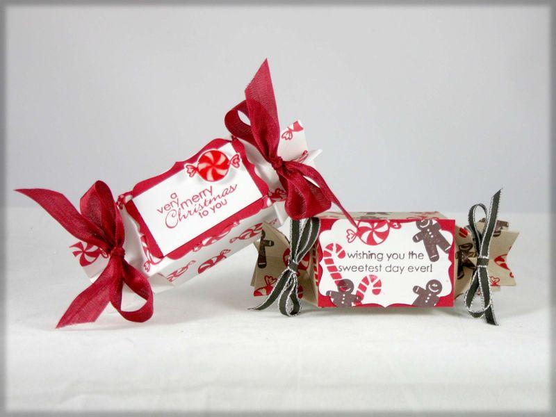 Christmas candy wrappers - dana newsom