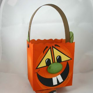 Pumpkin bag 2- dana newsom