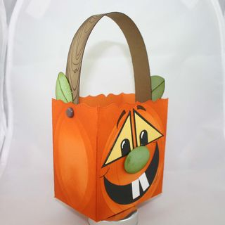 Pumpkin bag - dana newsom