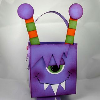 Monster bag - dana newsom