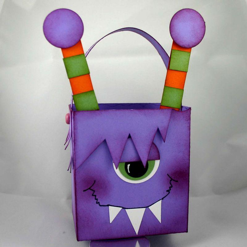 Monster bag - dana newsom