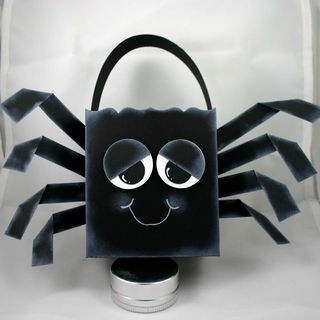 Spider bag - dana newsom