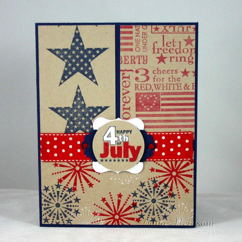 Khaki 4th of july - dana newsom