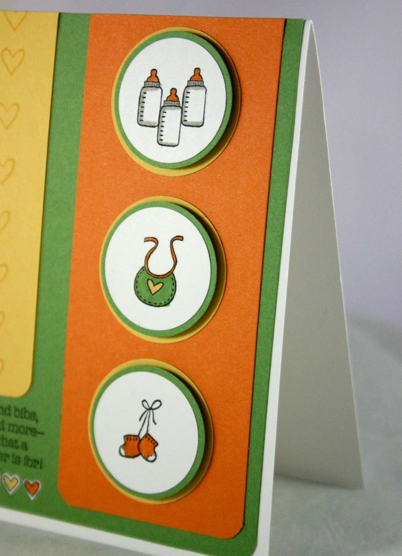 BOTTLES & BIBS CARD DETAIL - DANA NEWSOM