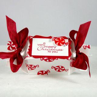 Verry merry candy wrapper- dana newsom
