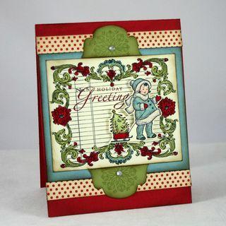 Favorite christmas card - dana newsom