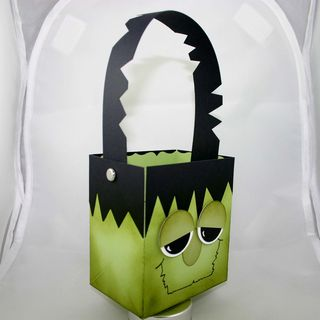 Frankenstine bag side - dana newsom