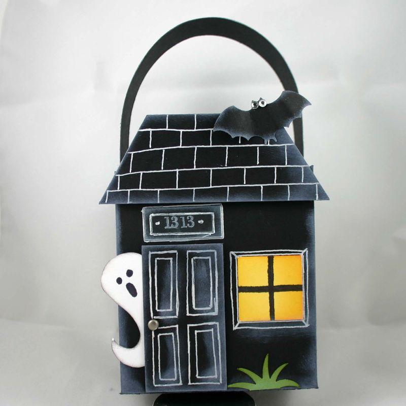 Haunted house  - dana newsom