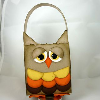 Owl bag - dana newsom