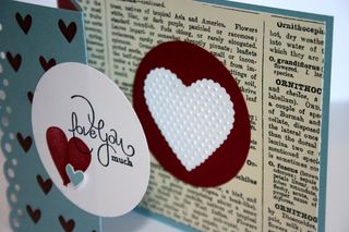 Love much valentine card detail2- dana newsom