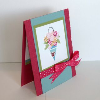 May Flower Card 2 - dana newsom