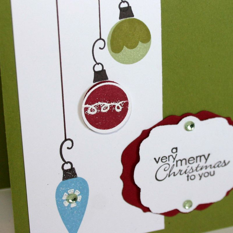 Build an ornament card detail 2- dana newsom