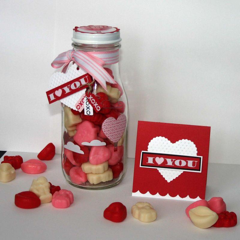 Love You Jar 3 - dana newsom