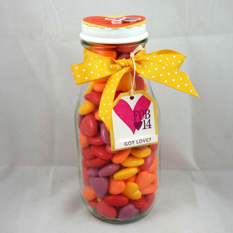Got Love Jar - dana newsom