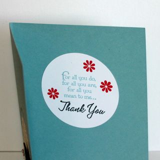 Your so sweet gift bag card inside - dana newsom