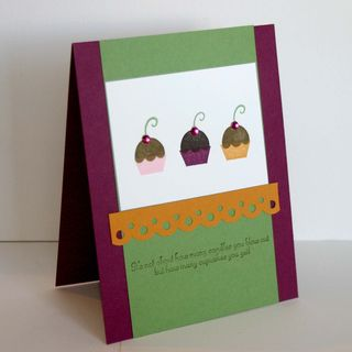 How many Cupcakes card 2- dana newsom