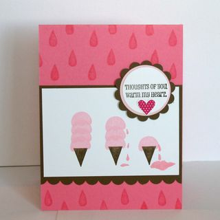 Melt my Heart card 3- dana newsom