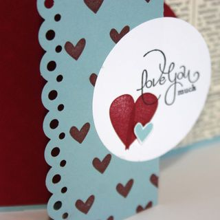 Love much valentine card detail3- dana newsom