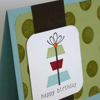 Build a present card detail- dana newsom