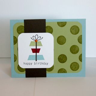 Build a present card 3- dana newsom