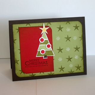 Build a tree card - dana newsom