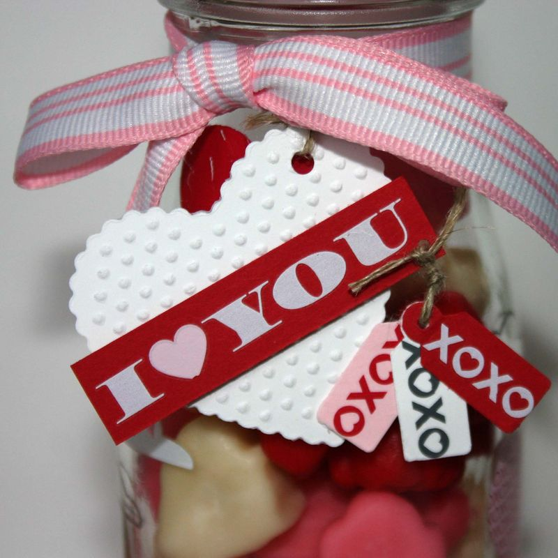 Love You Jar tag- dana newsom