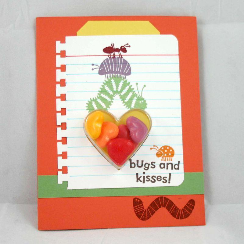 Bugs and Kisses card 1- dana newsom
