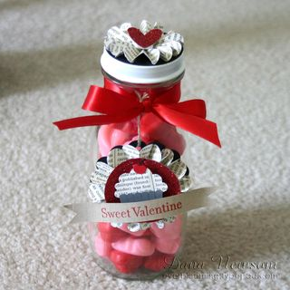 Sweet Valentine Jar 4- dana newsom