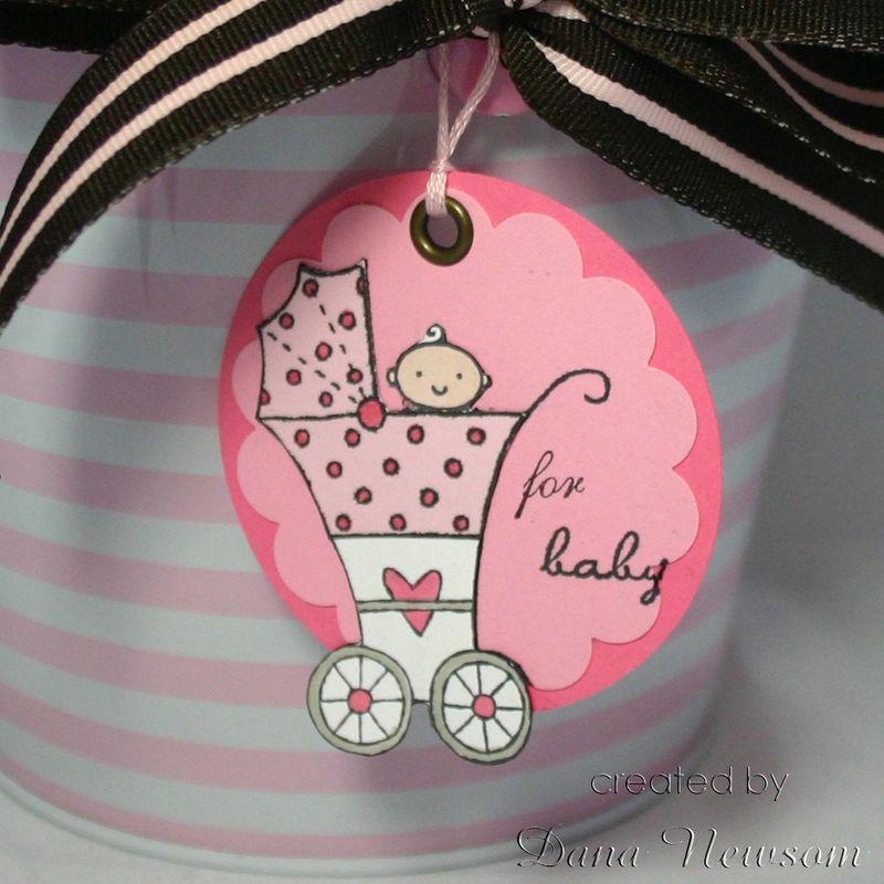 Baby Bucket Tag 4- dana newsom