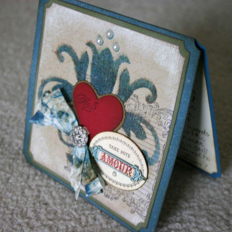 Dan's anniversary card - dana newsom