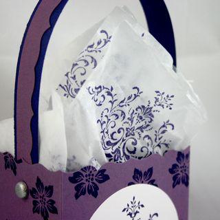 Ronna bday bag detail 2- dana newsom