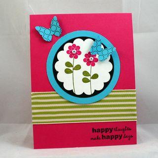 Happy butterflies 2 - dana newsom