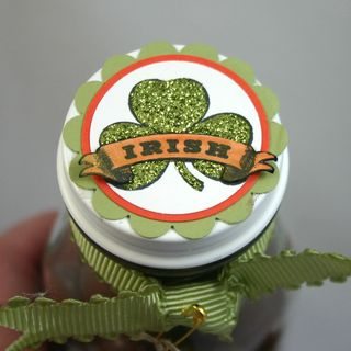 Luck Irish Jar lid- Dana Newsom