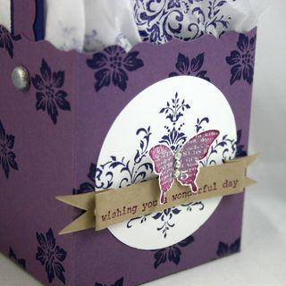 Ronna bday bag detail- dana newsom
