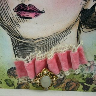 Beautiful lady detail- dana newsom