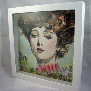 Beautiful lady 2- dana newsom